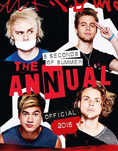 5SOS Annual: Book of Stuff (Annuals 2016)