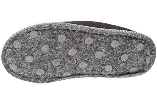 Gibra Women's Slippers Black HWK1SaFI