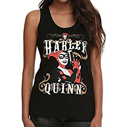 51VVjET7EKL._AC_UL250_SR250,250_ Harley Quinn Tank Tops for Women