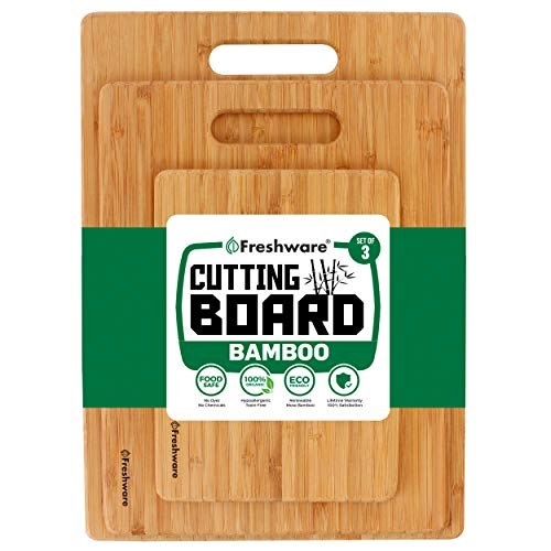 Cutting Boards for Kitchen [Bamboo