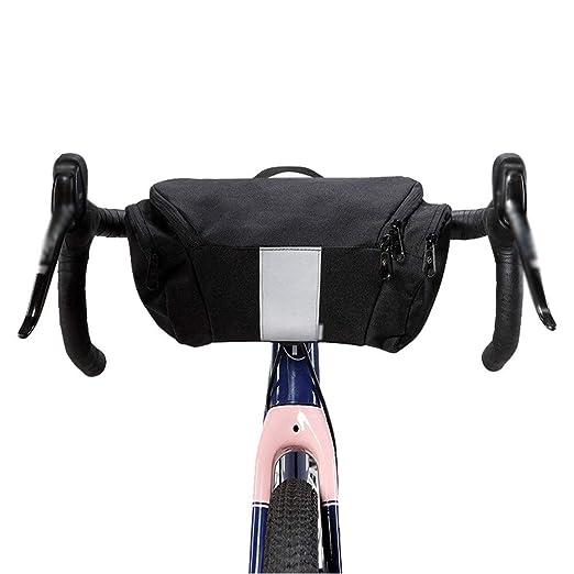 Bolsa para manillar de bicicleta, 3 L, bolsa para manillar ...