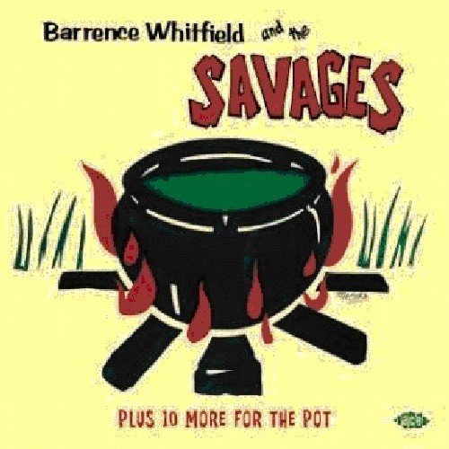 CD : Barrence Whitfield - Barrence Whitfield & The Savages (United Kingdom - Import)