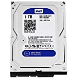 WD Blue 1TB SATA 6 Gb/s 7200 RPM 64MB Cache 3.5 Inch Desktop Hard Drive (WD10EZEX)