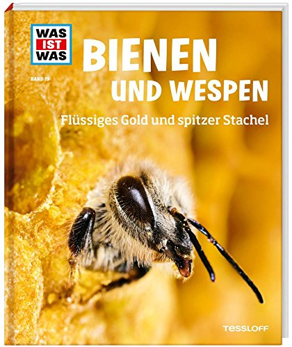 WAS IST WAS Band 19 Bienen und Wespen. Flüssiges Gold und spitzer Stachel (WAS IST WAS Sachbuch, Band 19) Gebundenes Buch – 1. Juli 2017 Alexandra Rigos 3788620722 20721 empfohlenes Alter: ab 8 Jahre