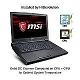 HIDevolution MSI GT75 8SF Titan (GT75-TITAN-015-HID17-US)