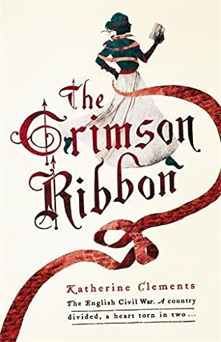 book cover of The Crimson Ribbon