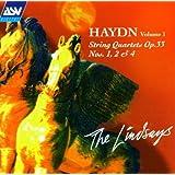 Haydn: String Quartet, Op.33 Nos 1, 2 & 4