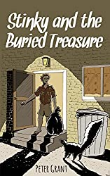 Stinky and the Buried Treasure (Stinky Stories Book 52)
