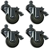SUPERMAX TOOLS Casters-Set of Four