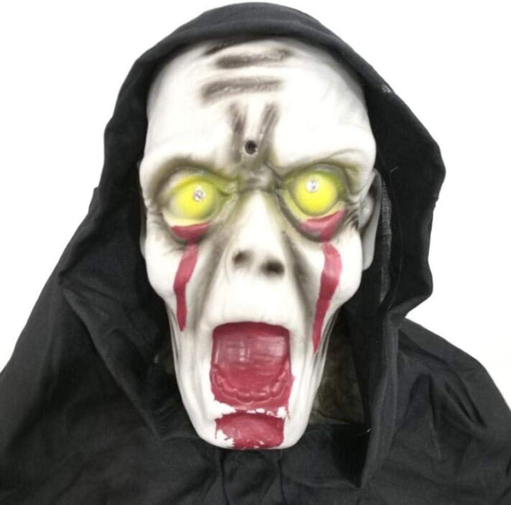 Pzxy Halloween Dekoration Halloween Bar Haunted House Horror Sprachaktivierte Elektrische Ghost Ornamente Deko Liefert 45 125cm Amazon Co Uk Kitchen Home