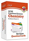 New 9-1 GCSE Combined Science: Chemistry Edexcel Revision Question Cards (CGP GCSE Combined Science 9-1 Revision)