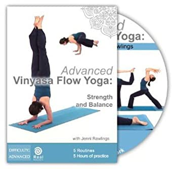 Advanced Vinyasa Flow Yoga: Strength & Balance Reino Unido ...