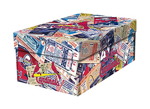 UPC 099304094105, St. Louis Cardinals MLB Ticket Souvenir Box