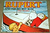 img - for Rupert and the Secret Boat book / textbook / text book