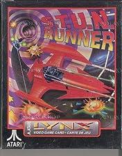 Stun Runner Game for Atari Lynx by Atari