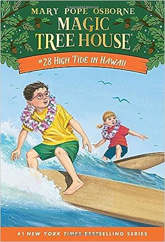 Amazon.com: High Tide in Hawaii (Magic Tree House 28 ...