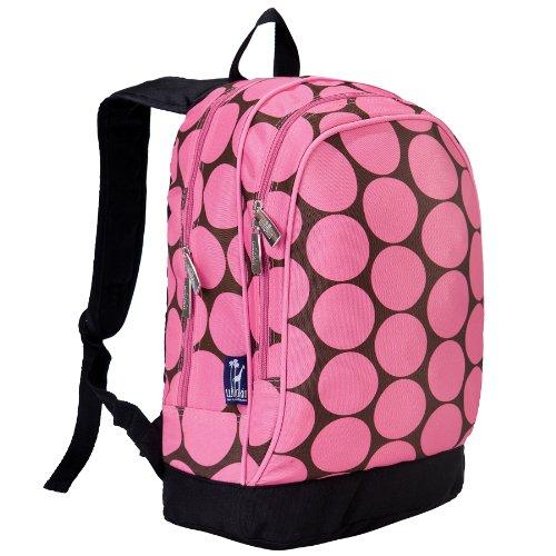Big Dots Pink Sidekick Backpack product image