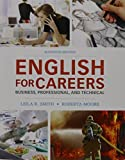 img - for English for Careers: Business, Professional and Technical & MyWritingLab Generic -- Valuepack Access Card Package by Roberta Moore (2013-07-11) book / textbook / text book