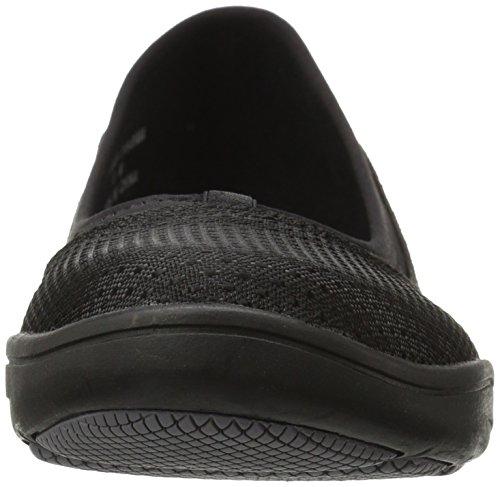 Sprinkhanen Vrouwen Onthullen Skimmer Fashion Sneaker Nylon Zwart
