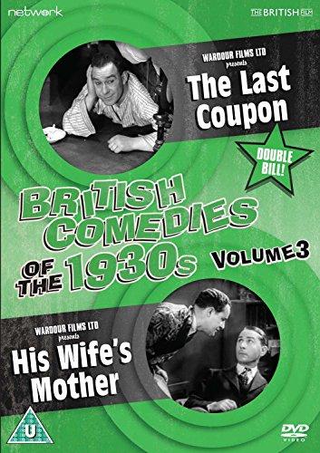 British Comedies of the 1930s Volume 3 [DVD]