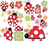Brewster Crayola Lady Bug Wall Decals