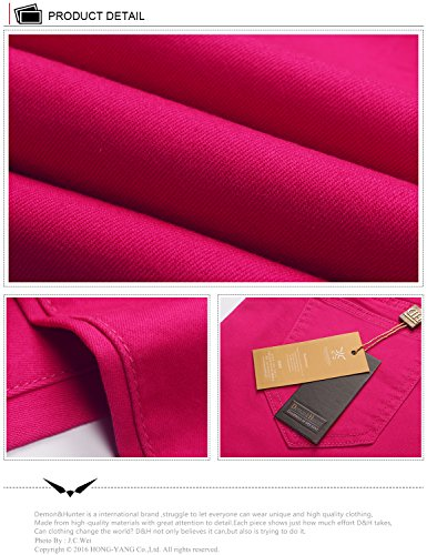 Curva Elevar Jeans Pantalones Rosa 822 Skinny Series amp;hunter Vaqueros X Mujer Dh8022r Pitillos Demon wTxRUzF
