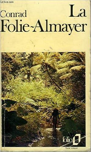 Livres La Folie-Almayer pdf