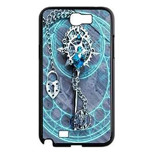 Samsung Galaxy Note 2 N7100 Phone Case Kingdom Hearts F4537863