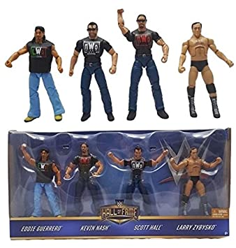 Image result for wwe mattel 4pack