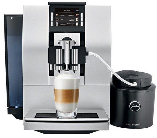 Jura Z6 Aluminum Automatic Coffee, Cappuccino and Espresso Maker