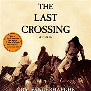 The Last Crossing Audiobook