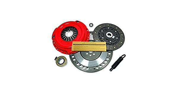 Amazon.com: EFT STAGE 2 CLUTCH KIT+RACE FLYWHEEL 97-00 AUDI A4 QUATTRO B5 VW PASSAT 1.8T: Automotive
