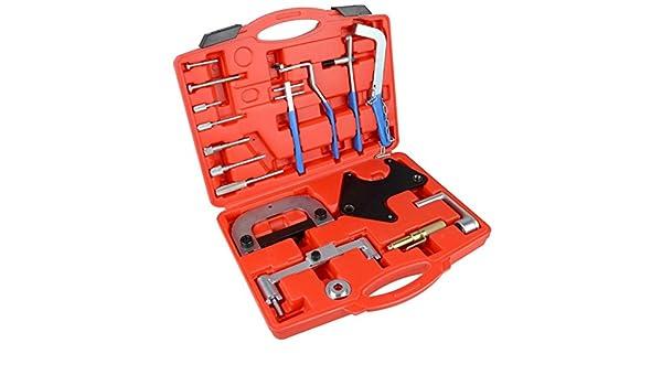 Renault Master Kit de maletín con juego de herramientas para gasolina y diesel Clio Espace Laguna Extra: Amazon.es: Coche y moto