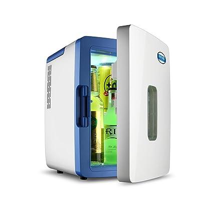 LE Frigoríficos mini Mini refrigerador del Coche 12L Auto casero Dormitorio portátil del Dormitorio del Estudiante