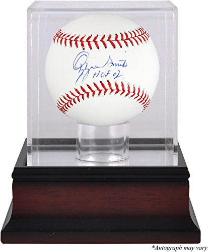Ozzie Smith St. Louis Cardinals Autographed Baseball with