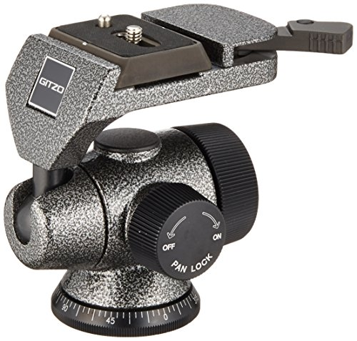 Gitzo GH2750QR Series 2 Magnesium Quick Release Off Center Ball Head - Replaces G1276M (Grey) by Gitzo