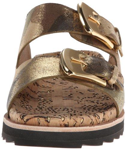 para Sandalias de de Zoe Dorado Rachel vestir Dorado Dorado mujer Piel dorado 5WwIYwHq