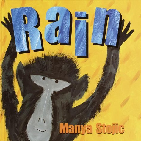 By Manya Stojic Rain [Library Binding] (Rain Manya Stojic compare prices)