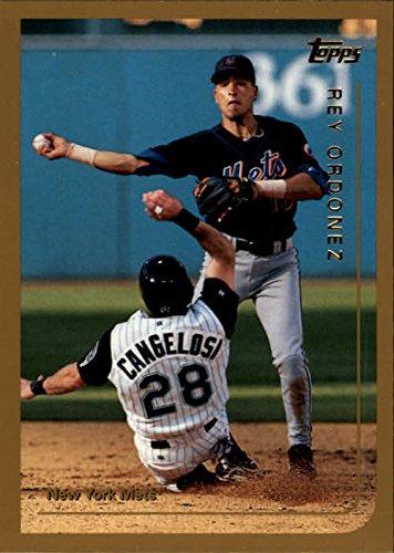 1999 Topps #194 Rey Ordonez (Chrome Topps Baseball 1999)