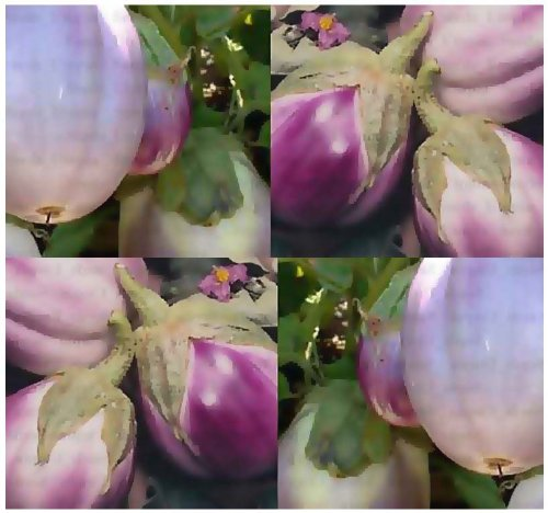 - 100 ROTONDA BIANCA SFUMATA DI ROSA ITALIAN Eggplant seeds large fruits 4 stuffin