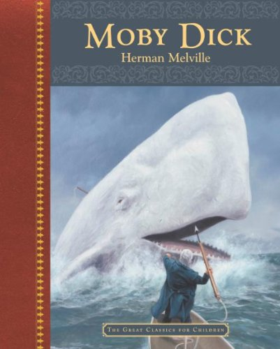 Moby Dick Great Classic Children