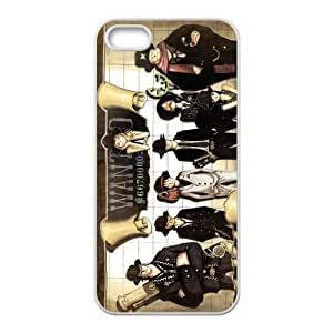 iPhone 5s Case,iPhone 5 Case, One Piece Series Pattern Hard Back Cover Snap on Case for iPhone 5 / 5s