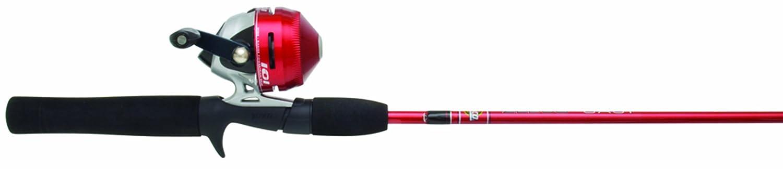Zebco Spincast 5-Foot 2-Piece Combo Rod