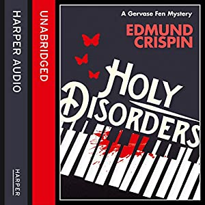 Holy Disorders (A Gervase Fen Mystery) Audiobook