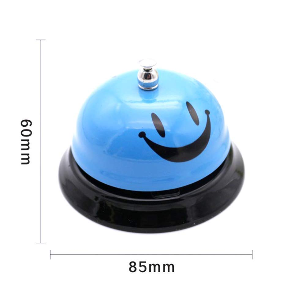 Kitchen Bell,Reception Restaurant Kitchen Bar Service Call Desk Bell Blue Bell Blue Bell HIHUHEN Call Bell