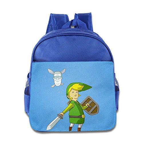 (King Of The Hill Cute Unisex Kid School Bags)