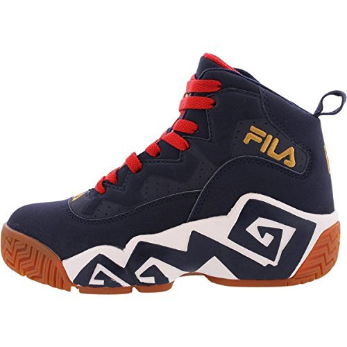 e8b29825a545 Fila Kid s MB Basketball Shoes  Buy Online at Low Prices in India -  Amazon.in