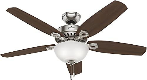 HUNTER 53090 Builder Deluxe Indoor Ceiling Fan