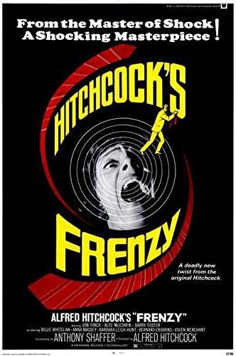 Amazon.com: Frenzy POSTER Movie (27 x 40 Inches - 69cm x 102cm ...