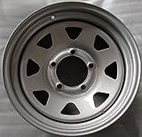 16'' 16x7 Steel Spoke Wheel 5x5.5 (5x139.7)
